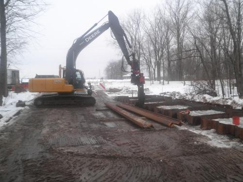 Movax Pipeline Sheet Piling